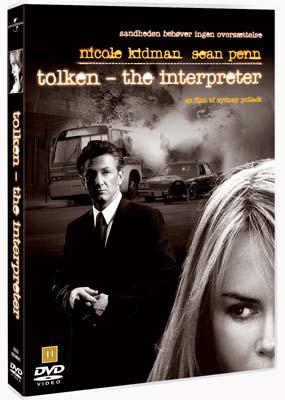 Tolken - The Interpreter  (DVD) - Klik her for at se billedet i stor størrelse.