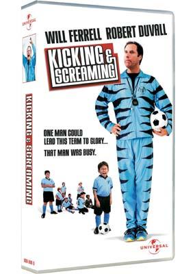 Kicking & Screaming  (DVD) - Klik her for at se billedet i stor størrelse.
