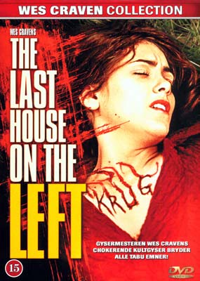 Last House on the Left,     The  (DVD) - Klik her for at se billedet i stor størrelse.