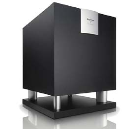 pioneer s w90s aktiv subwoofer sort. Black Bedroom Furniture Sets. Home Design Ideas