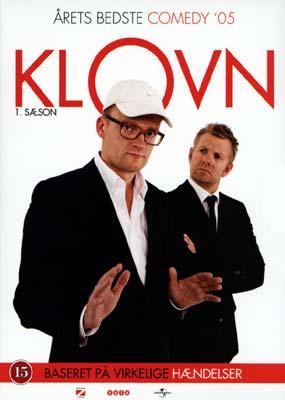 Klovn: 1. sæson - baseret på virkelige hændelser (2-disc) (DVD) - Laserdisken.dk - salg af DVD ...
