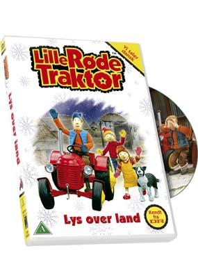 Lille Røde Traktor 3: Lys over land (DVD) - Laserdisken.dk - salg af DVD og Blu-ray film.