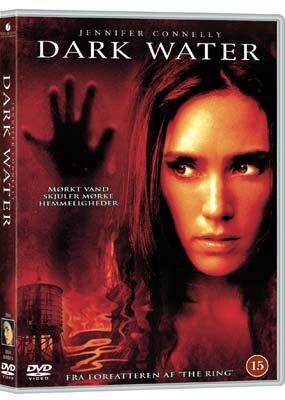 Dark Water (Jennifer Connelly) (BRUGT)  (DVD) - Klik her for at se billedet i stor størrelse.