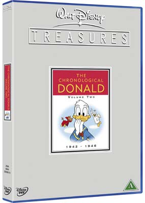 Chronological Donald, The: Volume 2 (Walt Disney Treasures) (DVD) - Klik her for at se billedet i stor størrelse.