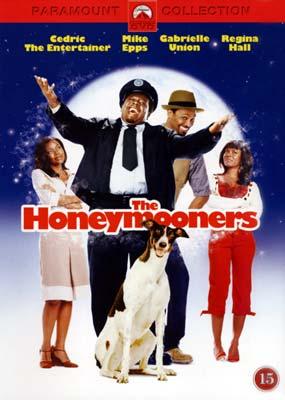 Honeymooners, The  (DVD) - Klik her for at se billedet i stor størrelse.