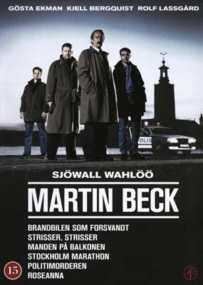 Martin Beck - The Gösta Ekman Collection (6-disc) (DVD) - Laserdisken.dk - salg af DVD og Blu ...