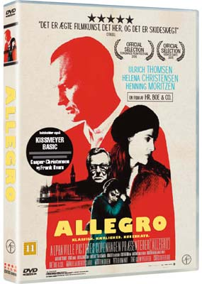 Allegro + Kissmeyer Basic (2-disc/DTS) (DVD) - Klik her for at se billedet i stor st�rrelse.