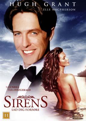 Sirens (Hugh  Grant)  (DVD) - Klik her for at se billedet i stor størrelse.