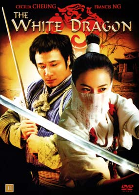 White Dragon, The (Francis Ng)  (DVD) - Klik her for at se billedet i stor st�rrelse.