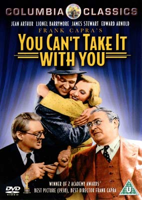 You Can't Take It with You  (DVD) - Klik her for at se billedet i stor st�rrelse.