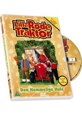Lille Røde Traktor 4: Den hemmelige hule (DVD) - Laserdisken.dk - salg af DVD og Blu-ray film.