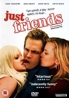 Ryan Reynolds  Friends on Just Friends  Ryan Reynolds   Dvd    Laserdisken Dk   Salg Af Dvd Og
