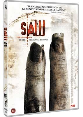 Saw II  (DVD) - Klik her for at se billedet i stor størrelse.
