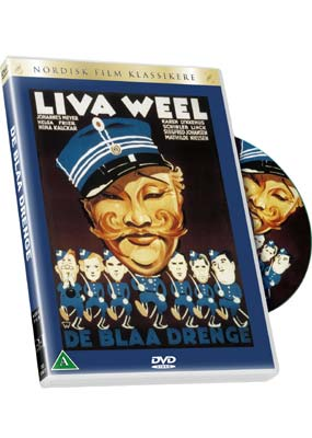 De Blaa Drenge  (DVD) - Klik her for at se billedet i stor størrelse.