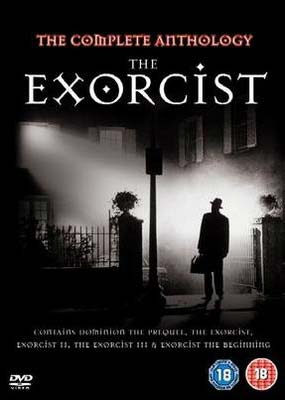 Exorcist, The: The Complete Anthology (5 film) (DVD) - Klik her for at se billedet i stor st�rrelse.