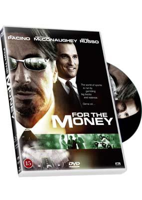 For the Money  (DVD) - Klik her for at se billedet i stor størrelse.