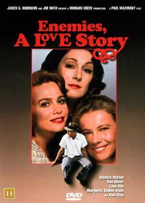 Enemies, A Love Story  (DVD) - Klik her for at se billedet i stor størrelse.