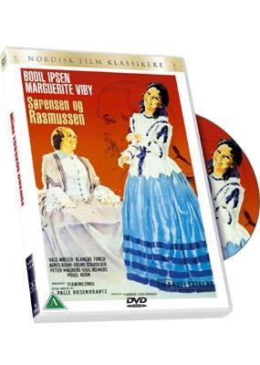 sørensen og rasmussen dvd