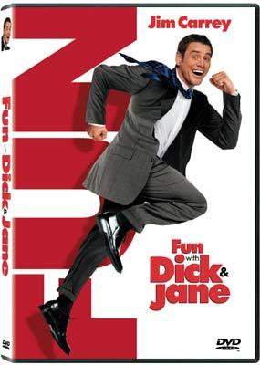 Fun with Dick and Jane (Jim Carrey)  (DVD) - Klik her for at se billedet i stor størrelse.
