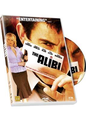 Alibi, The (Steve Coogan)  (DVD) - Klik her for at se billedet i stor størrelse.