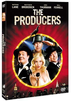 Producers, The (Nathan   Lane)  (DVD) - Klik her for at se billedet i stor størrelse.
