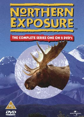 Northern Exposure:  Season   1 (2-disc) (DVD) - Klik her for at se billedet i stor st�rrelse.