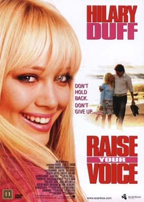 Raise Your  Voice  (DVD) - Klik her for at se billedet i stor størrelse.
