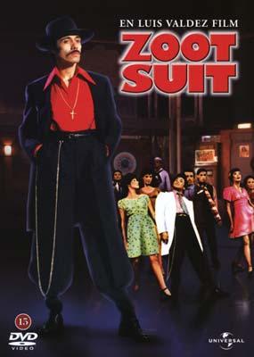 Zoot Suit  (DVD) - Klik her for at se billedet i stor størrelse.