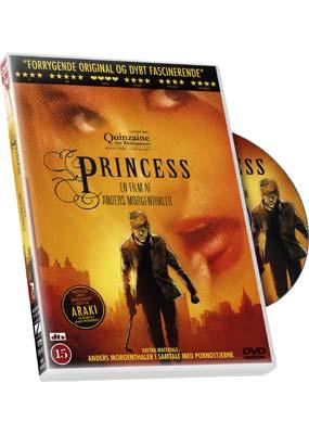Princess (Anders   Morgenthaler)  (DVD) - Klik her for at se billedet i stor størrelse.