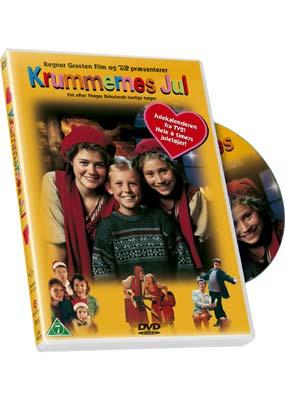 Krummernes Jul (2-disc) (DVD) - Laserdisken.dk - salg af DVD og Blu-ray film.