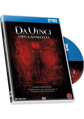 Discovery Channel: Da Vinci Declassified  (DVD) - Klik her for at se billedet i stor størrelse.