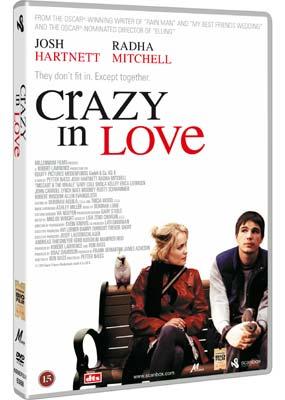 Crazy in Love (BRUGT)  (DVD) - Klik her for at se billedet i stor størrelse.