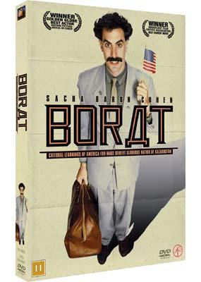Borat  (DVD) - Klik her for at se billedet i stor størrelse.