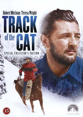 Track of the Cat  (DVD) - Klik her for at se billedet i stor st�rrelse.