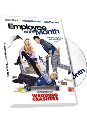 Employee of the Month (Dane Cook)  (DVD) - Klik her for at se billedet i stor størrelse.