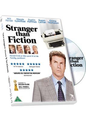 Stranger Than Fiction (Will      Farrell)  (DVD) - Klik her for at se billedet i stor størrelse.