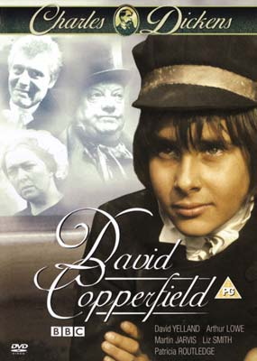David Copperfield (David Yelland) (2-disc) (DVD) - Klik her for at se billedet i stor størrelse.