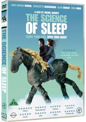 Science of Sleep, The  (DVD) - Klik her for at se billedet i stor størrelse.