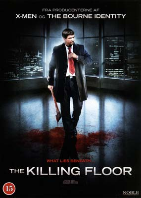 Killing Floor, The  (DVD) - Klik her for at se billedet i stor st�rrelse.