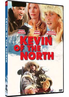 Kevin of the North  (DVD) - Klik her for at se billedet i stor st�rrelse.