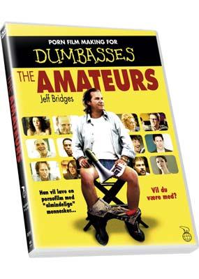 Amateurs, The  (DVD) - Klik her for at se billedet i stor størrelse.