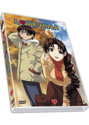 Love Hina   #6: And the Winner is...  (DVD) - Klik her for at se billedet i stor st�rrelse.