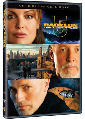 Babylon 5: The Lost Tales - Voices in the Dark  (DVD) - Klik her for at se billedet i stor st�rrelse.
