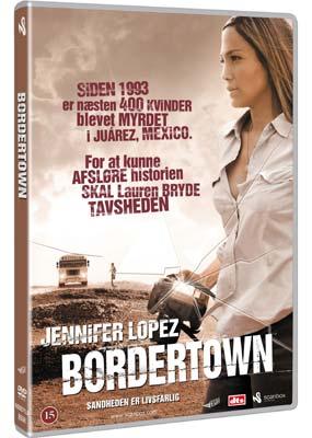 Bordertown Jennifer Lopez on Bordertown  Jennifer Lopez   Dvd    Laserdisken Dk   Salg Af Dvd Og