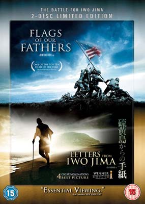Flags of our Fathers & Letters from Iwo Jima (2-disc) (DVD) - Klik her for at se billedet i stor størrelse.