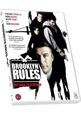Brooklyn Rules  (DVD) - Klik her for at se billedet i stor størrelse.