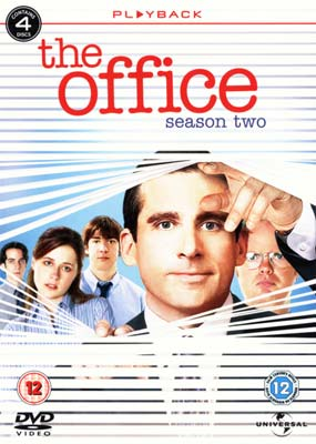 Office, The - US version: Season  2 (4-disc) (DVD) - Klik her for at se billedet i stor størrelse.