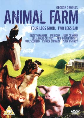 an analysis of the movie animal farm Animal farm: theme analysis, free study guides and book notes including comprehensive chapter analysis, complete summary analysis, author biography information, character profiles, theme analysis, metaphor analysis, and top ten quotes on classic literature.