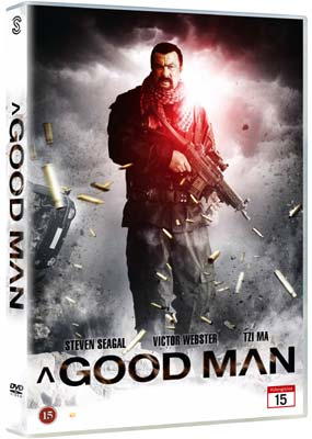 Good Man, A (Steven Seagal)  (DVD) - Klik her for at se billedet i stor størrelse.