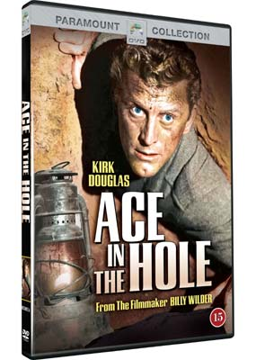 Ace in the Hole  (DVD) - Klik her for at se billedet i stor st�rrelse.